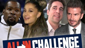 Ariana Grande, David Beckham and Kevin Durant Join All In Challenge
