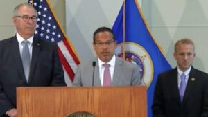 MN Atty Gen. Says Conviction 'Will Be Hard' in George Floyd Case, Announces Charges for All Ex-Cops