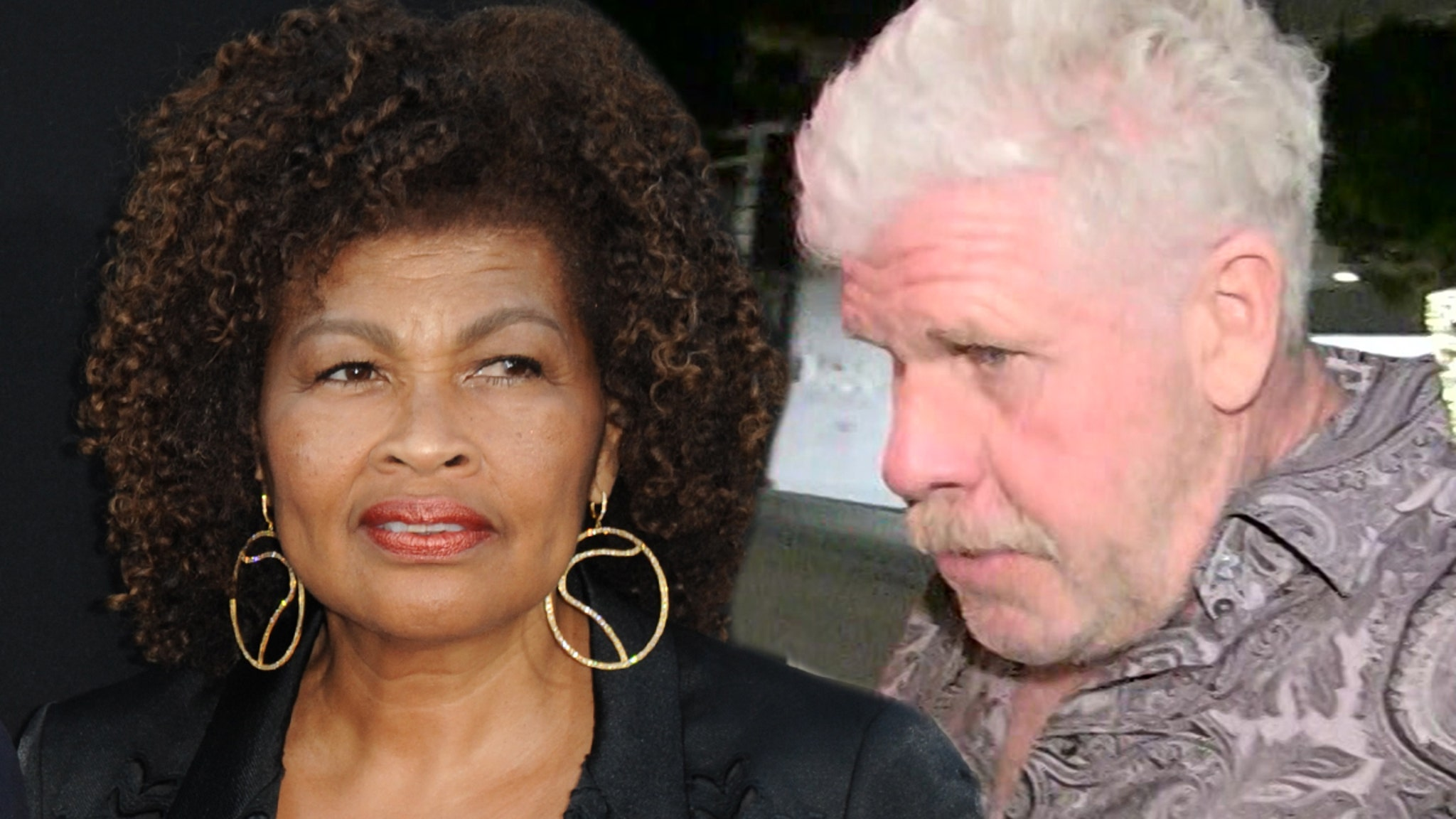 Ron Perlman Divorce Ex Says She Needs Psychologist ... Seeks Spousal Support