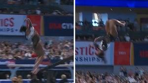 Simone Biles Dominates En Route To Record 7th U.S. Gymnastics Title