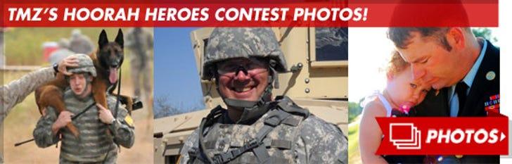 TMZ's Annual Hoorah Heroes Contest