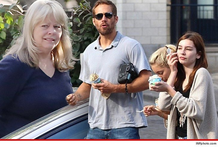 Paul Walker -- Asked Mom To Care For Meadow The Day He Died-3631