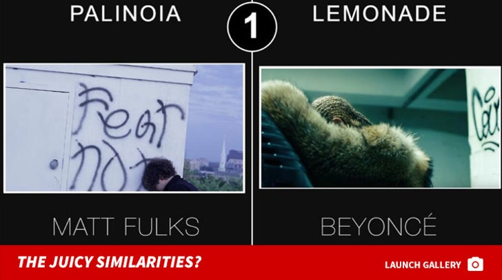 "Beyonce's ""Lemonade"" vs. ""Palinoia"" -- The Similarities"