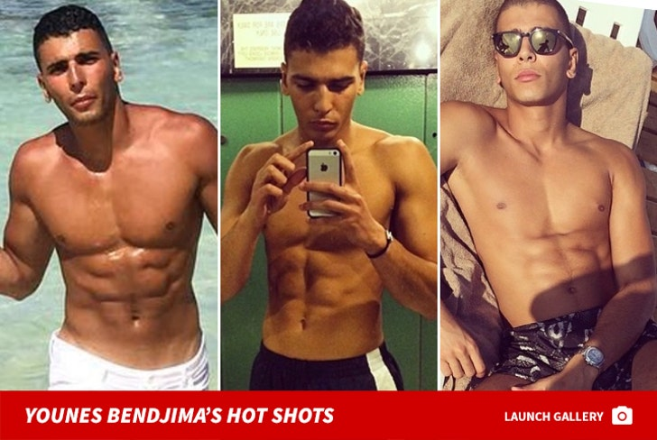 Younes Bendjima's Hot Shots