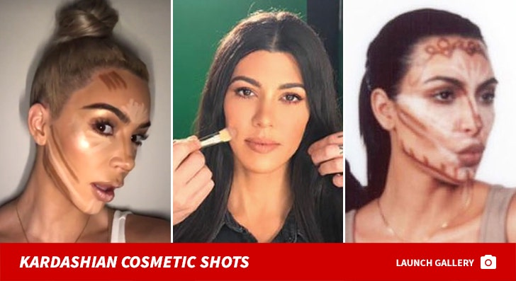 Kardashian Cosmetic Shots