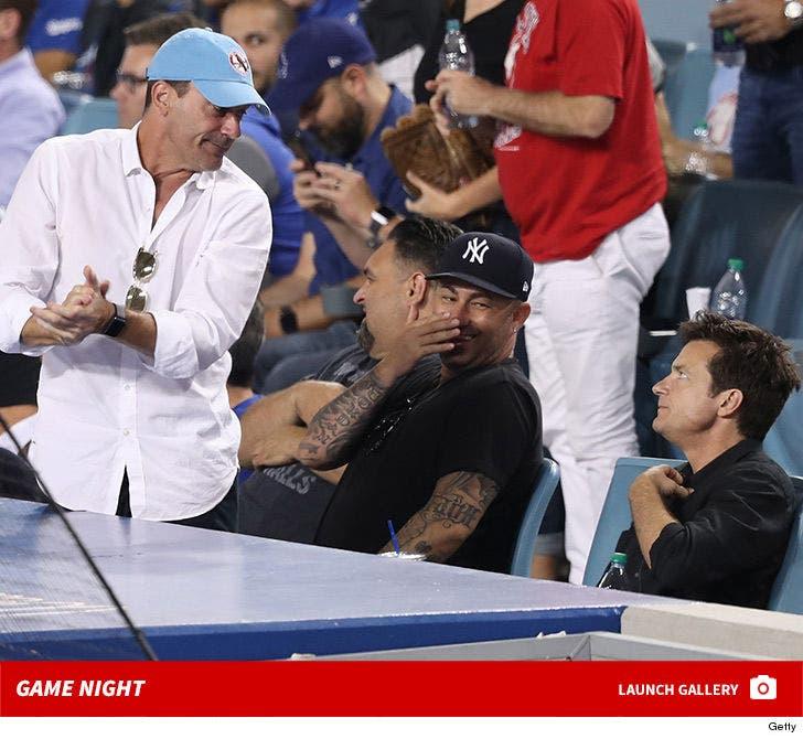 Jon Hamm and The Cardinals Destroy Jason Bateman's Dodgers