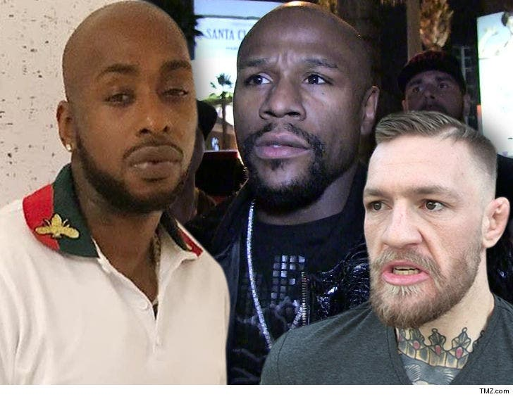 VH1's 'Black Ink' Star Sued for Stealing Mayweather vs