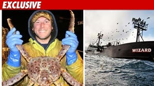 'Deadliest Catch' Star Hit By Long Arm of the Claw