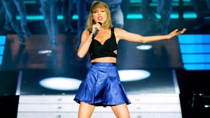 Taylor Swift -- Pulls Plug on Rock in Rio Livestream ... Fans Pissed