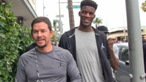 Mark Wahlberg -- 'Tom Brady's the Jimmy Butler of Football'