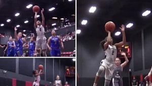 Kobe Bryant's Daughter Shows Off Mamba Skills In Insane Highlight Video
