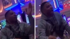 Nelly Goes On Epic Rant At Casino, 'Get Off My Nuts'