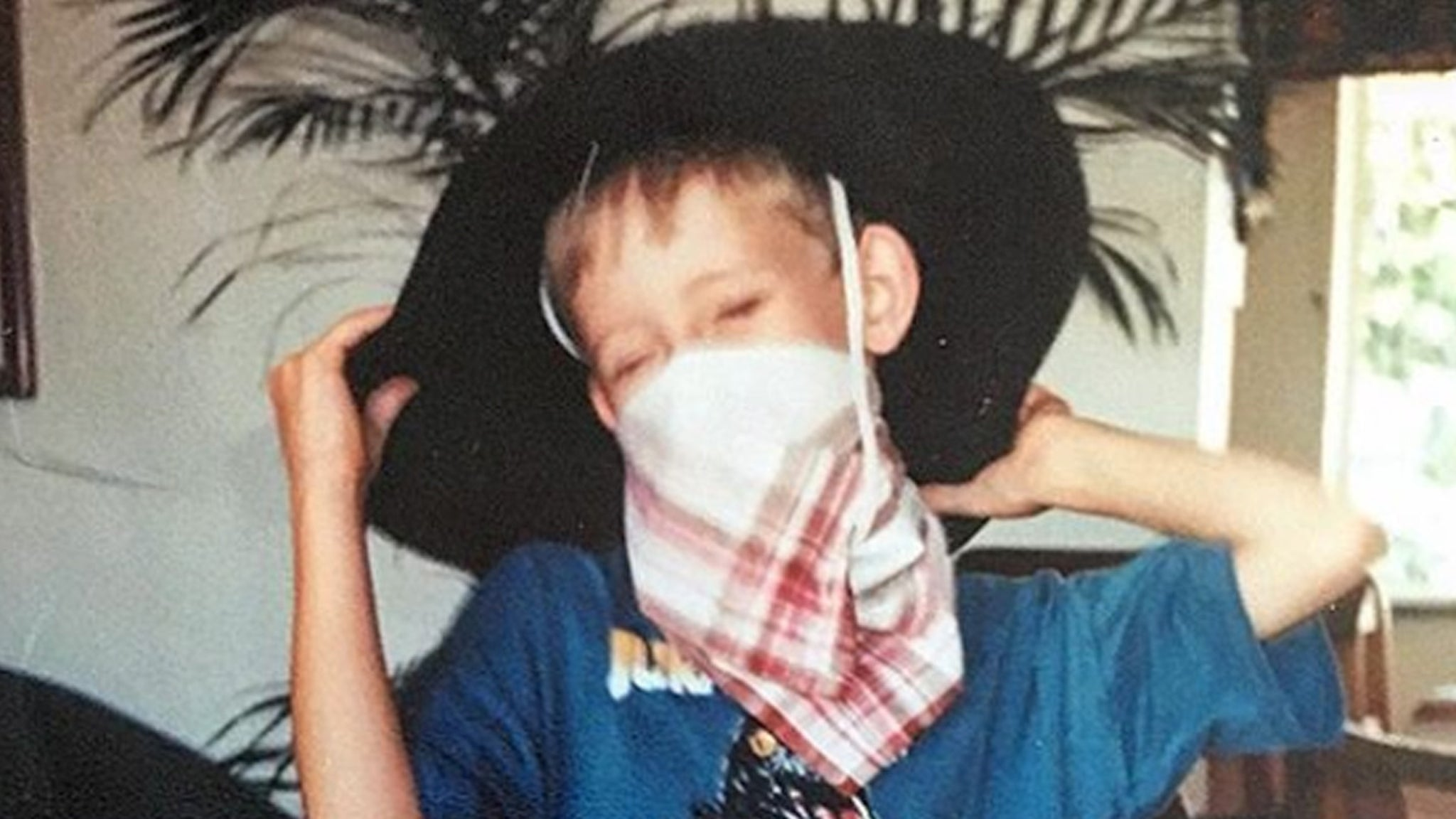 Guess Who This Cowboy Kid Turned Into!