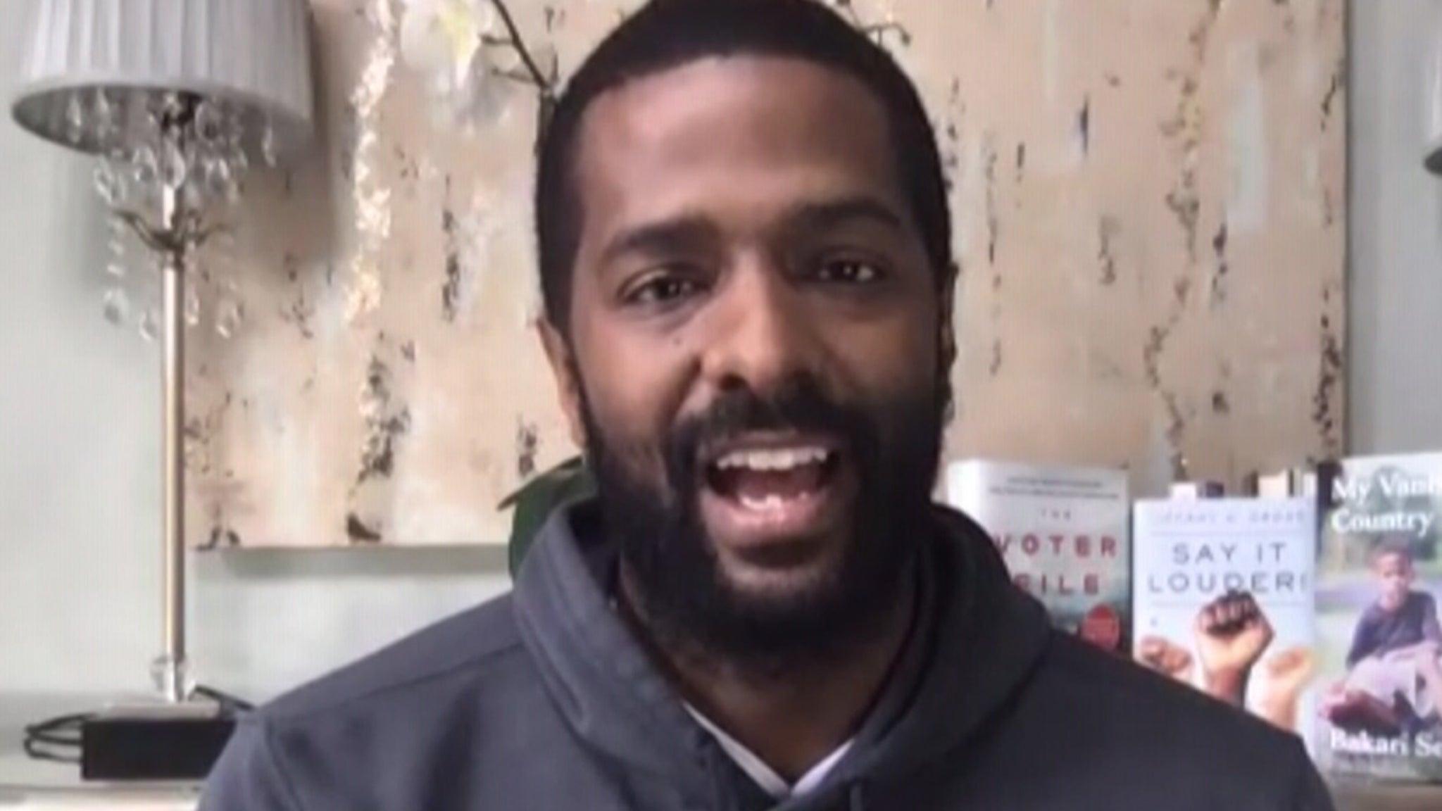 Activist Bakari Sellers Choosing Black Doctors Saved My Wife ... Systemic Racism is in Health Care Too