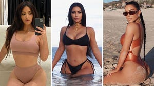 Kim Kardashian's 2020 Hot Shots
