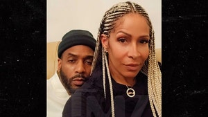 'RHOA' Star Sheree Whitfield Reignites Old Flame After His Prison Release