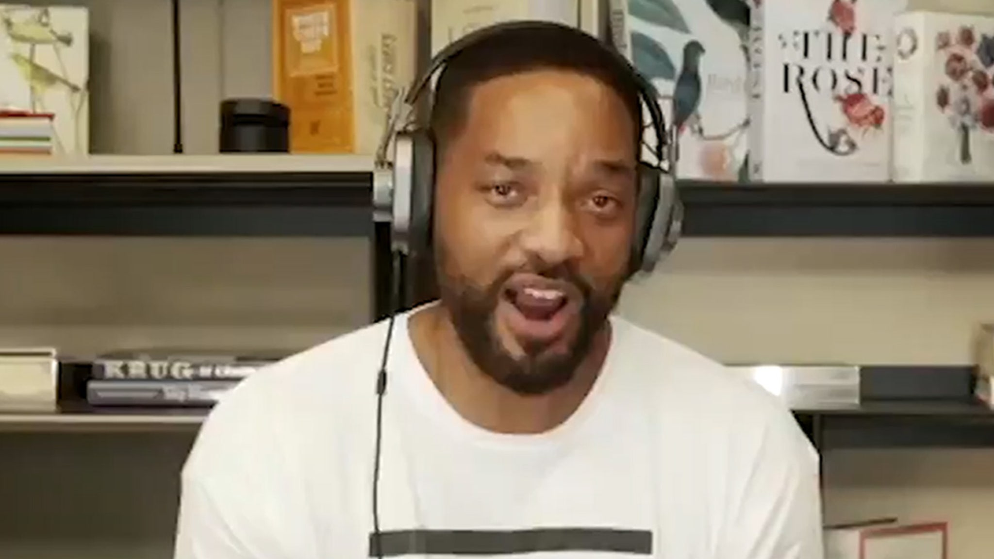 Will Smith I've Been Called the N-Word Before ... But Not by Any Geniuses