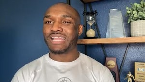 Kamaru Usman Says Fight with Khabib Would Be 'Biggest In UFC History'