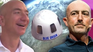 Blue Origin Seat for 1st Manned Mission to Space Goes for $28 Mil