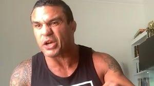 Vitor Belfort Says He's Boxing Evander Holyfield After Oscar De La Hoya Bout