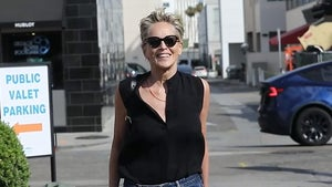 Sharon Stone Shoots Down Rumors She's Dating 25-Year-Old Rapper RMR