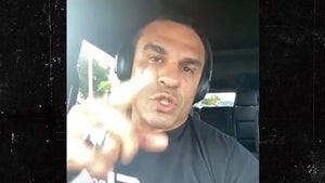 Vitor Belfort Says He's Jake Paul's Daddy, Will 'Teach That Boy A Lesson'