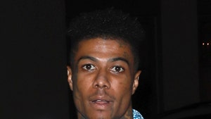 Blueface's Mom Allegedly Attacked In Home Invasion, Cops Think He Might Have Been Target