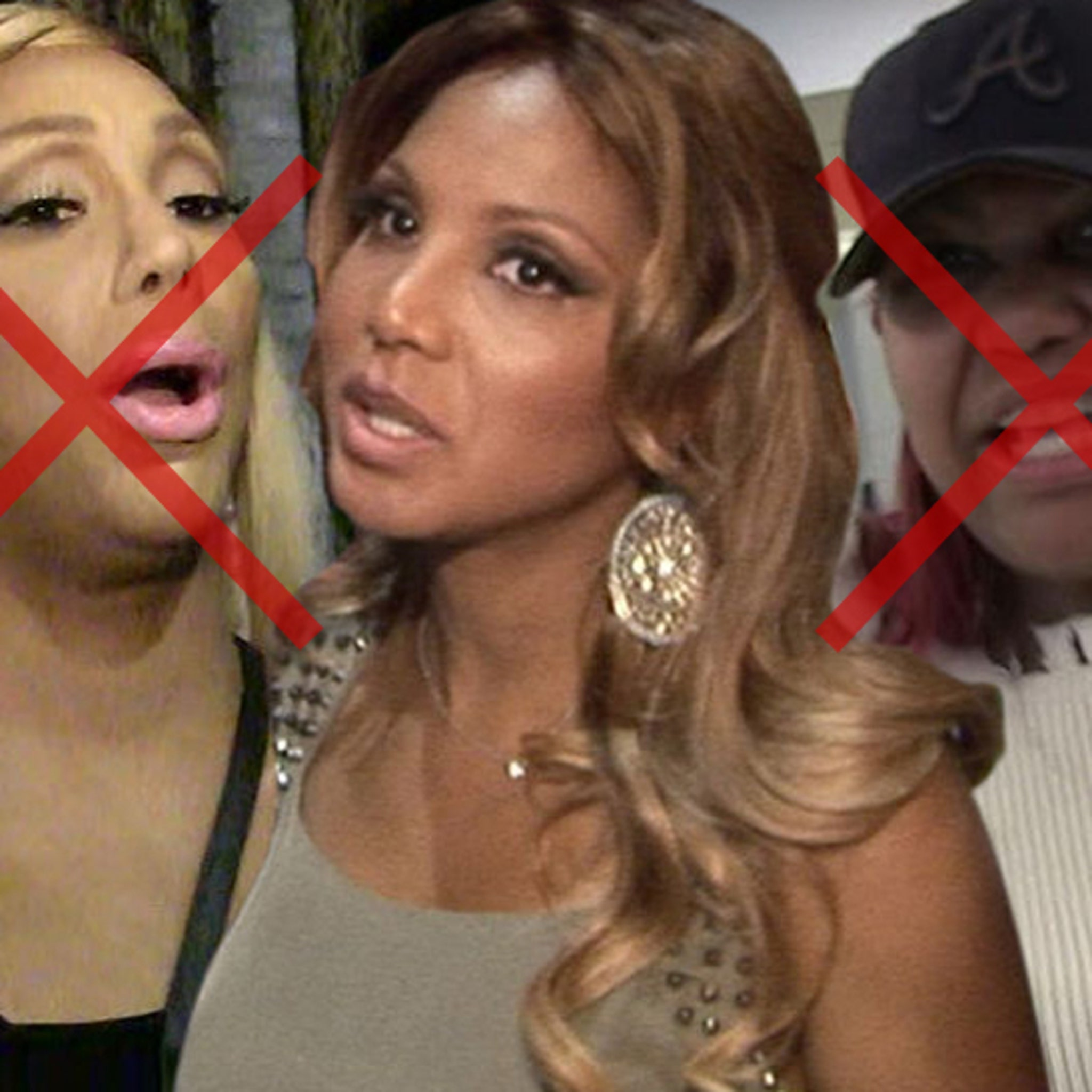 Toni Braxton Drops Another Sister from Tour, Tamar's Out