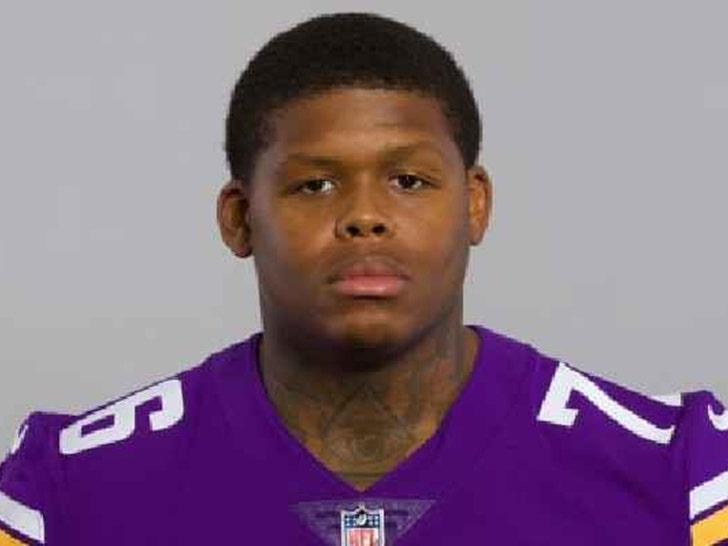Jaylen Twyman profile pic from Minnesota Vikings site