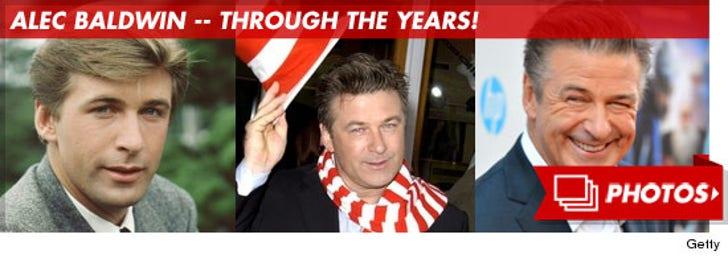 Alec Baldwin -- Through The Years