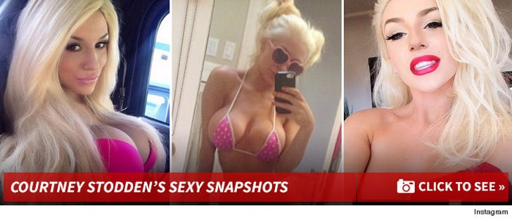 Courtney Stodden's Sexy Snapshots