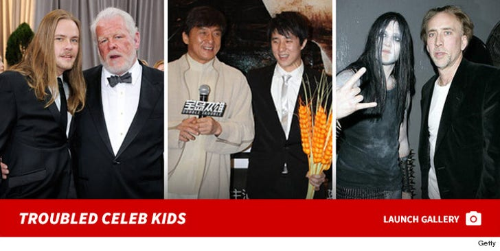 Celebrity Kids In Troubled Times