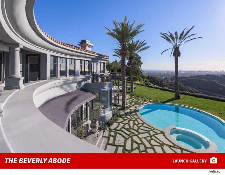 Kylie Jenner's Beverly Hills Rental