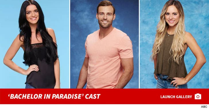 'Bachelor in Paradise' Cast