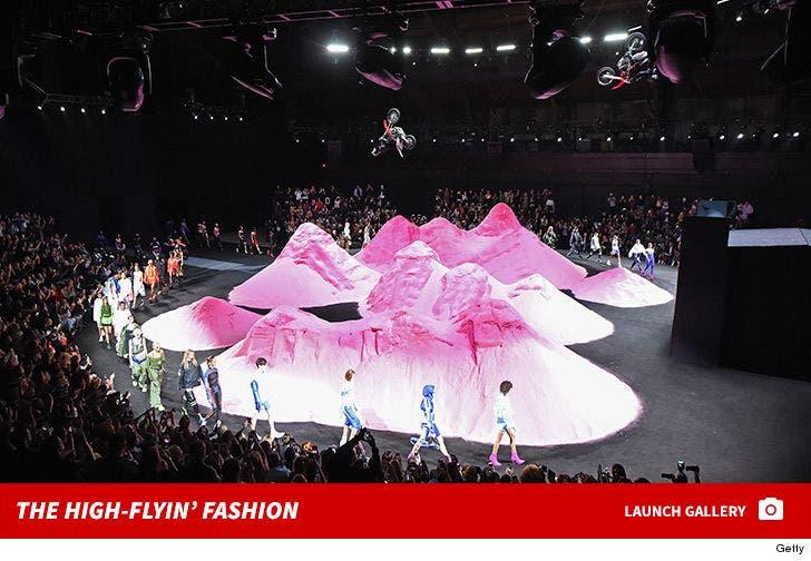 Rihanna's High-Fylin' Fenty Fashion