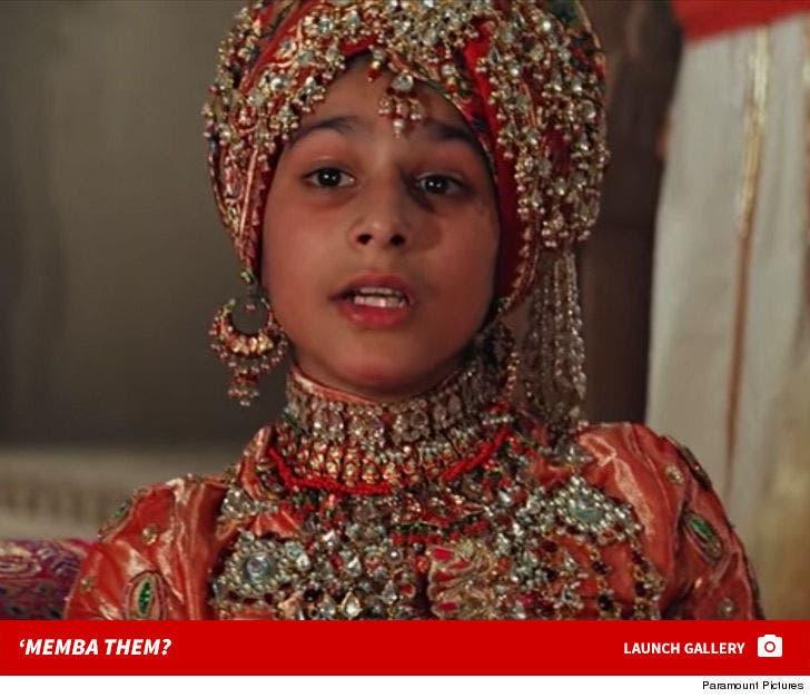 Little Maharaja in 'Indiana Jones and the Temple Of Doom