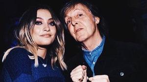 Paris Jackson Fan Girls Out After Meeting Paul McCartney