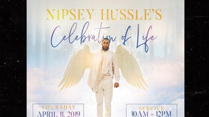 Nipsey Hussle Memorial Service Free Tickets Up for Grabs Tuesday