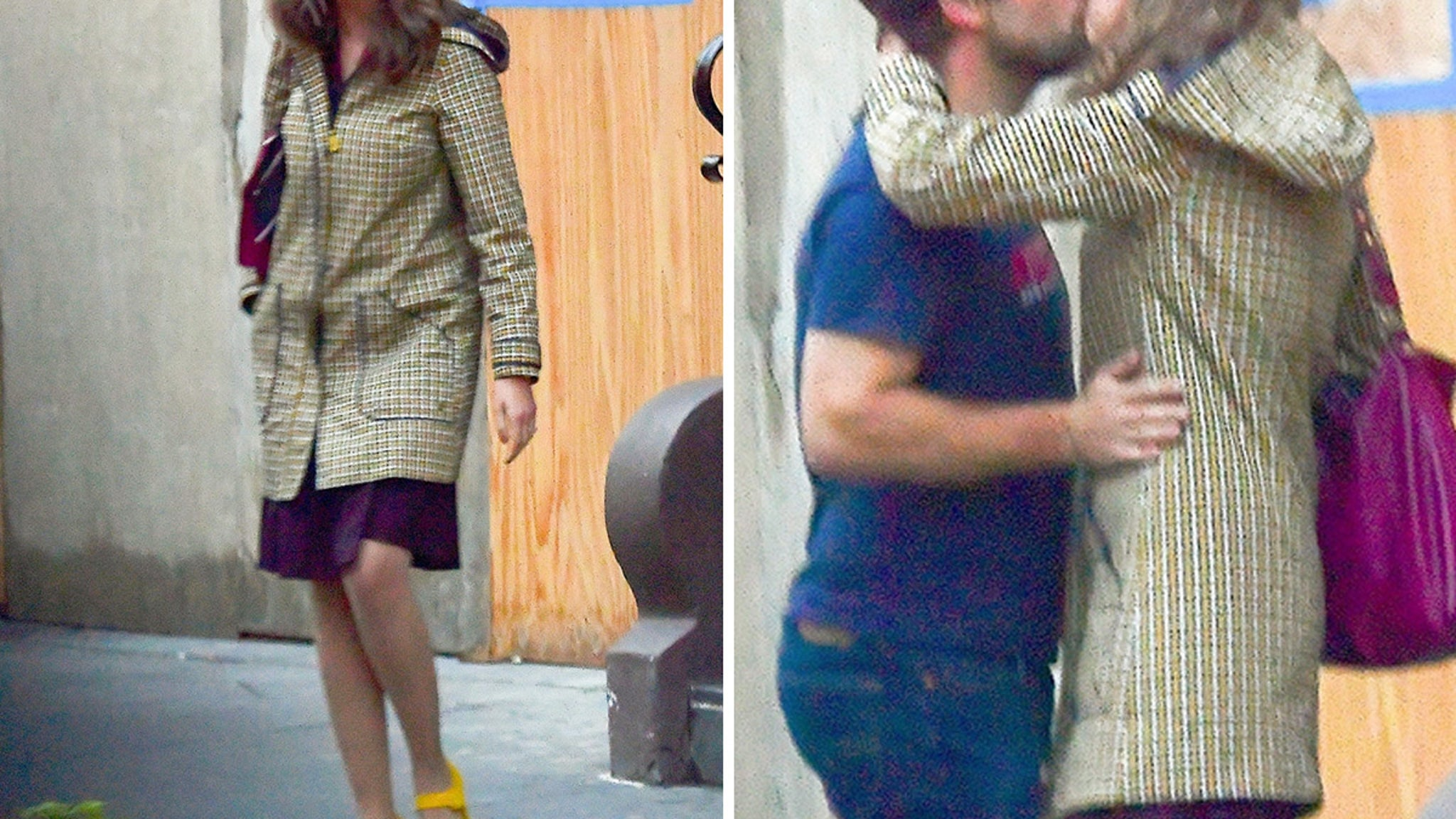 Matt Lauer Accuser Brooke Nevils Kisses BF, Rips 'Victim Shaming' Lauer