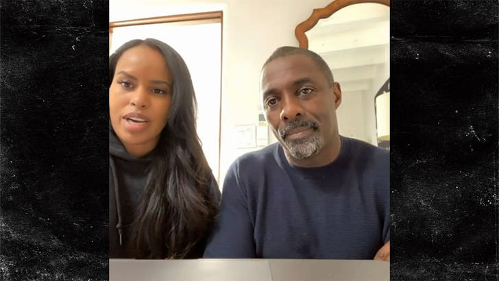 Idris Elba's Wife Tells Oprah She Tested Positive for Coronavirus with No Symptoms - EpicNews