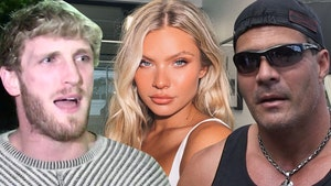Jose Canseco Dead Serious About Logan Paul Fight After Josie Jab, 'No Headgear Needed'
