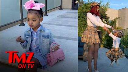 Cardi B Buys Her 3-Year-Old Three Chanel Bags   TMZ TV.jpg