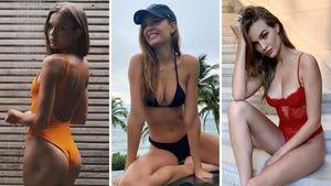 Josephine Skriver's Sexy Snapshots
