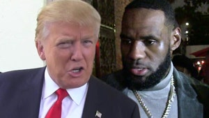 Donald Trump Rips 'RACIST' LeBron After 'You're Next' Post, 'Focus On Basketball'