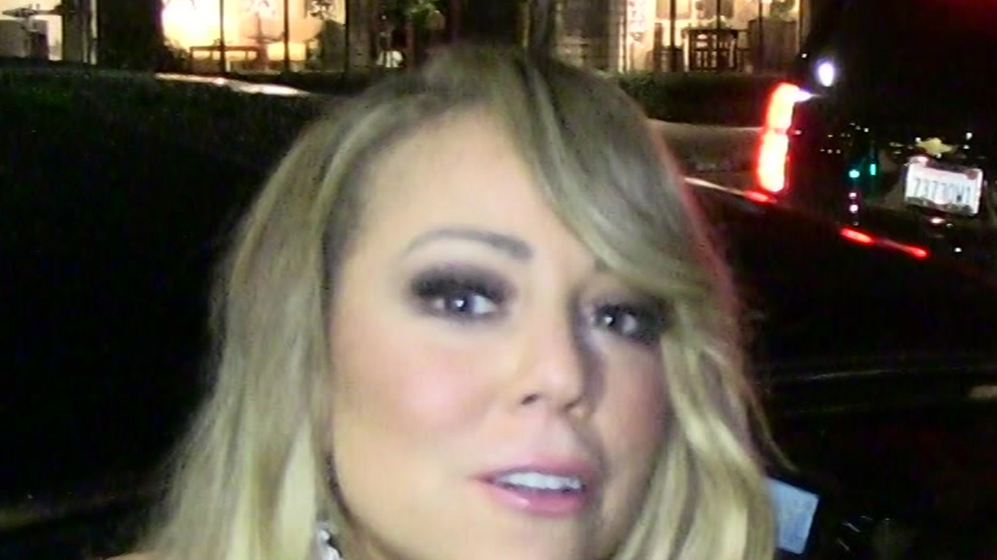 Mariah Carey Tells Singer Who Sampled 'Shake It Off' to Talk to Lawyer
