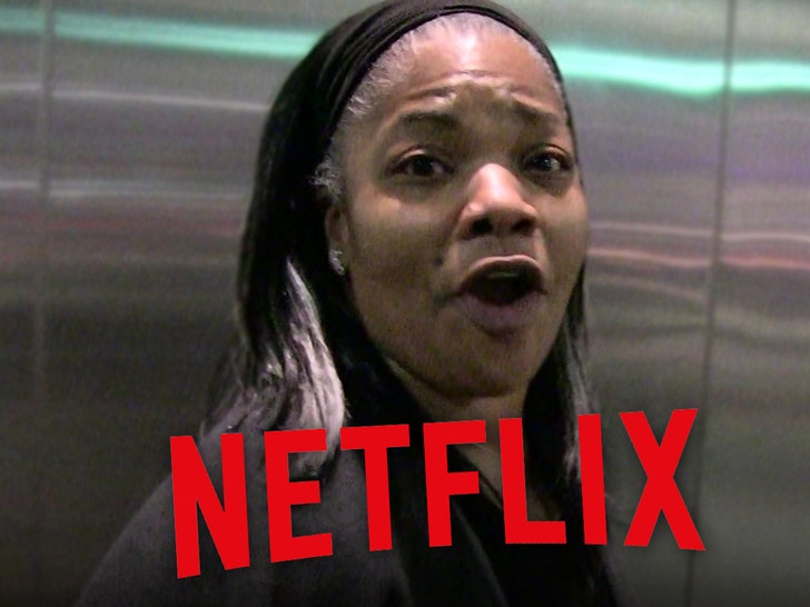 Mo'Nique suing Netflix for discrimination