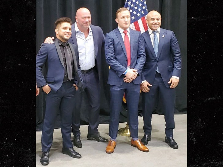 Trump Raves About Ufc S Colby Covington Cejudo And Gaethje At Nevada Rally