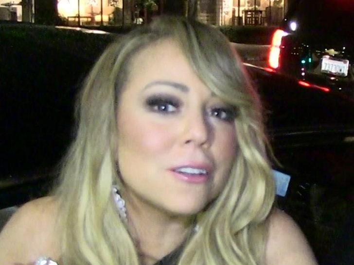 Mariah Carey Tells Singer Who Sampled 'Shake It Off' to Talk to Lawyer.jpg