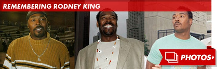 Remembering Rodney King