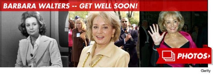 Barbara Walters -- Through the Years!